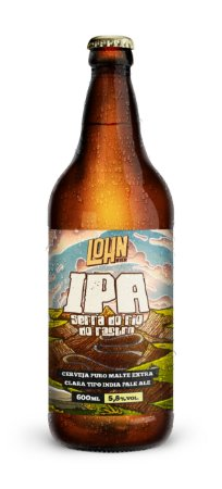 Cerveja IPA Serra Rio do Rastro 600ml