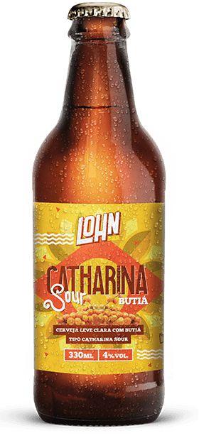 Cerveja Catharina Sour Butiá 330ml
