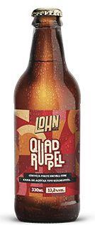 Cerveja Quadruppel 330ml