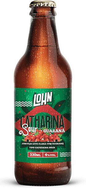 Cerveja Catharina Sour Guaraná 330ml