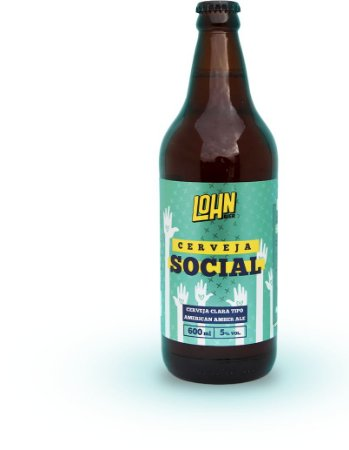 Cerveja Social 600ml