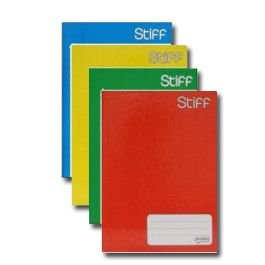 Caderno brochurão (capa dura) Stiff 96 Folhas - Jandaia