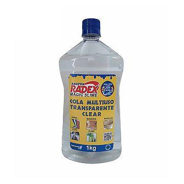 Cola escolar Slime Asuper 1kg. Radex