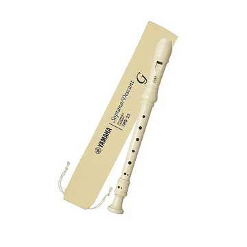 Flauta Doce Soprano YRS-23 - Yamaha