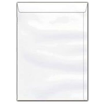 Envelope saco (branco) 37cmx47cm 90grs. - Scrity