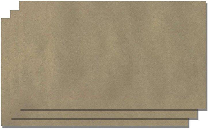 Papel kraft (folha) 66x96cm 80g Natural - Scrity