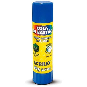 Cola em bastao 20g - Acrilex