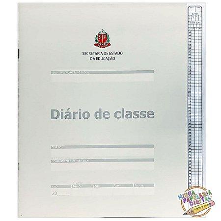 Diario de Classe Bim. Estado SP 8Fl Oficial 77 - Tamoio