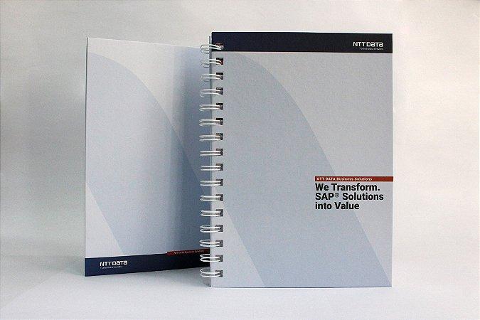 Caderno NTT DATA
