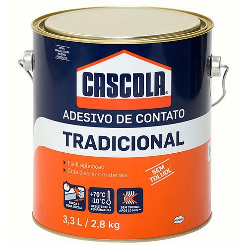 Cola de Contato Cascola Tradicional
