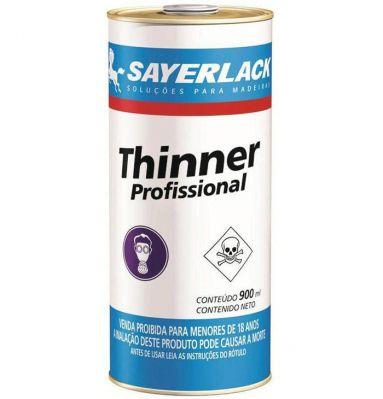Thinner Sayerlack 1 litro