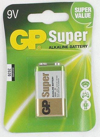 PILHA 9VTS-GP1604A