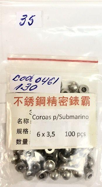 COROA OR. SUBMARINO  cod:461