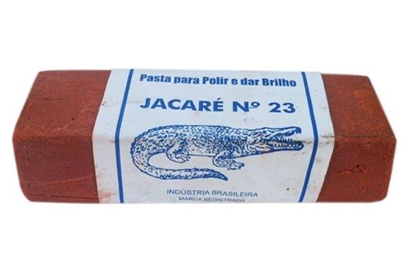 "MASSA ""JACARÉ"" ROUGE N°23  800g    cod:992"