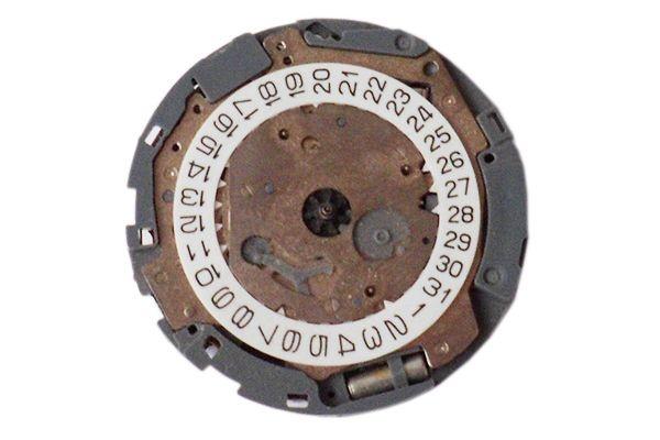 MAQUINA MIYOTA OS60 C/ CALENDARIO NO 3h    cod:837