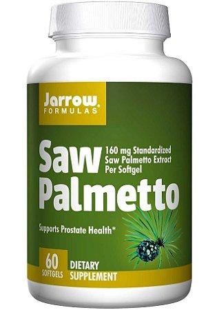 Saw Palmetto Extrato 160mg Importado - Promove Saúde da Próstata