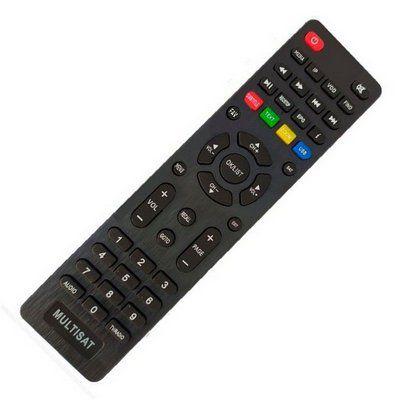 Controle Remoto Multisat M100 / M100 Plus