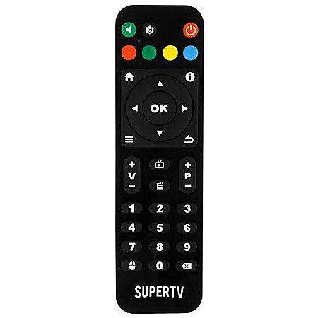 Controle Remoto Super Tv Red Edition
