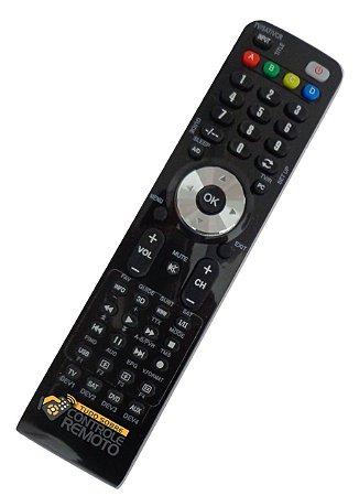 Controle Remoto para Globalsat Gs 500 Plus