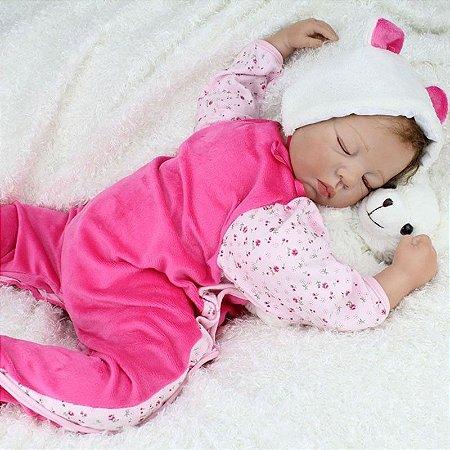 Bebe Reborn Teddy Bear