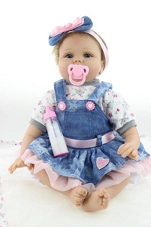Micaela a Bebe Reborn Mais Linda da Internet