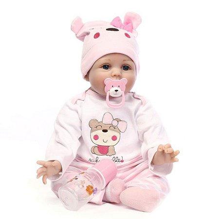 Bebe Reborn Rebeca em Promoção Inédita