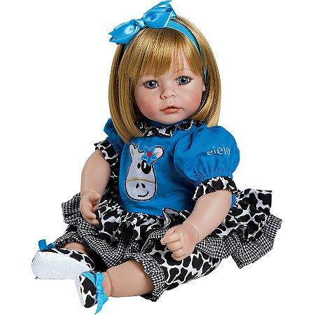 Boneca Adora Doll Loira EIEIO - Pronta Entrega