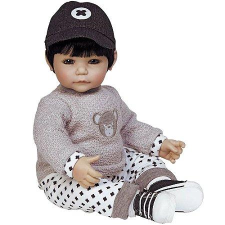 Boneco Bebe Reborn Adora Doll Bubba Bear Pronta Entrega!