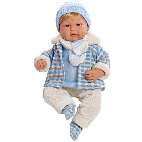 Boneco Estilo Bebê Reborn Jack Elegance 40cm - Baby Brink!