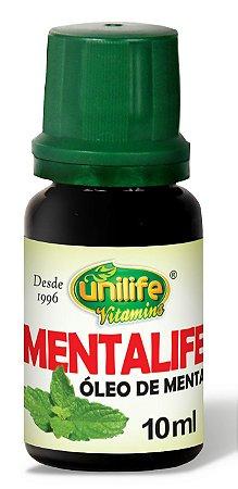 Mentalife Óleo de Menta 10ml - Unilife