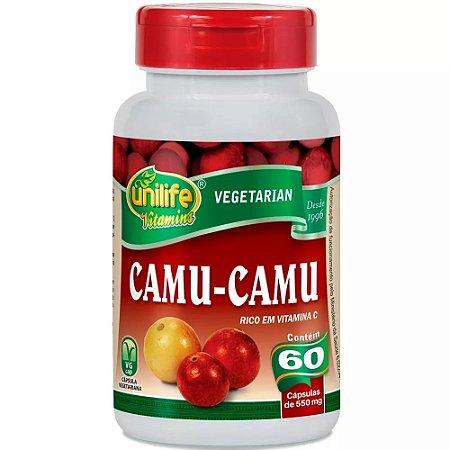 Camu Camu 60 Cápsulas - Unilife