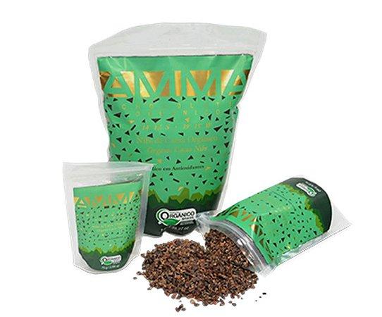 Nibs De Cacau Orgânico 1Kg A Granel - Amma Chocolate