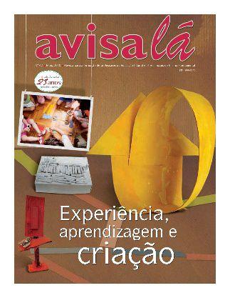 Revista Avisa lá #42 - Experiência, aprendizagem e criação