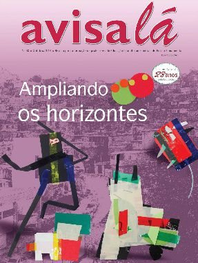 Revista Avisa lá #60 - Ampliando os horizontes