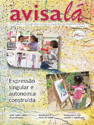 Revista Avisa lá #63 - Expressão singular e autonomia construída