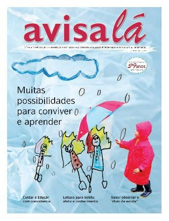 Revista Avisa lá #64 - Muitas possibilidades para conviver e aprender