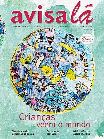 Revista Avisa lá #70 - Crianças veem o mundo