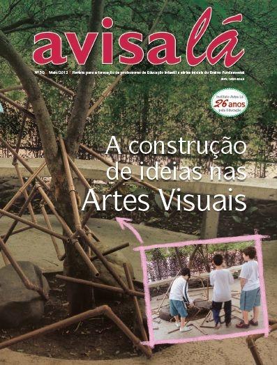 Revista Avisa lá #50 - A construção de ideias nas artes visuais