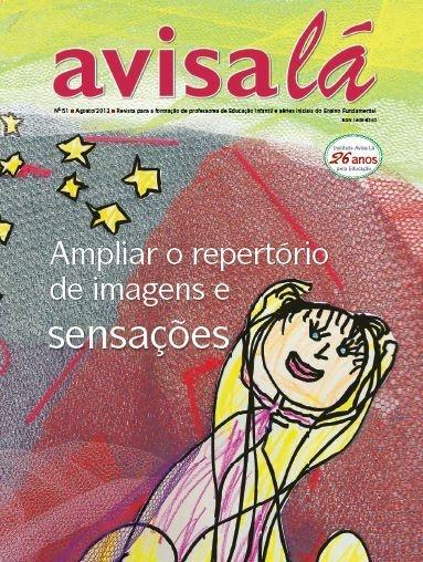 Revista Avisa lá #51 - Ampliar o repertorio de imagens e sensações