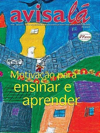 Revista Avisa lá #54 - Motivação para ensinar e aprender