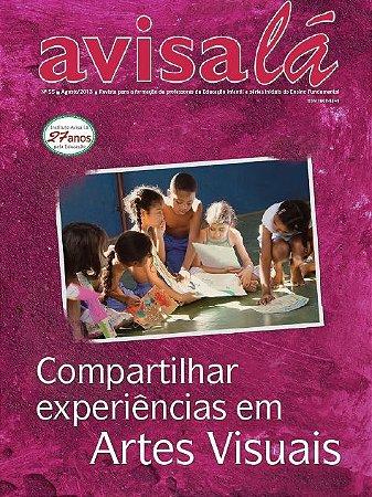 Revista Avisa lá #55 - Compartilhar experiências em artes visuais