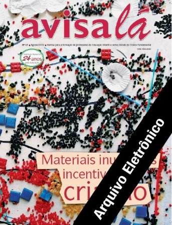 Arquivo Eletrônico Avisa la #43 - Materiais inusitados incentivam a criação
