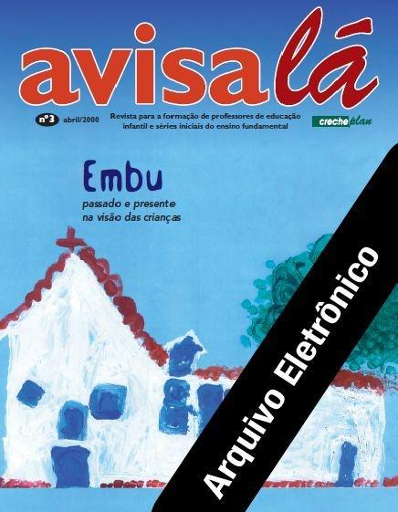 Arquivo Eletrônico Avisa lá #3 - Embu