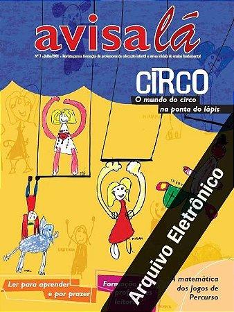 Arquivo Eletrônico Avisa lá #7- Circo
