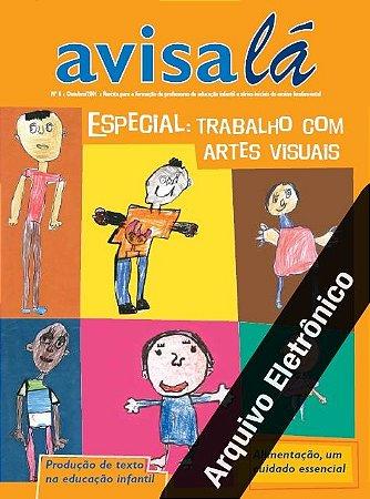 Arquivo Eletrônico Avisa lá #8 - Especial: Trabalho com artes visuais
