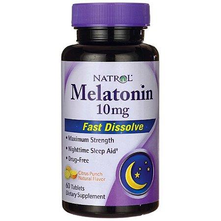 Melatonina 10mg 100 tablets
