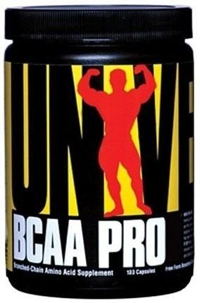 BCAA PRO Universal 100 caps