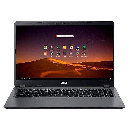 "NOTEBOOK ACER ASPIRE 3 A315-56-569F  INTEL CORE i5-1035G1|4gb|SSD 256GB|TELA 15.6"""