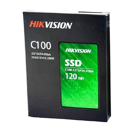 SSD HILKVISION C100 120GB SATA III HS-SSD-C100