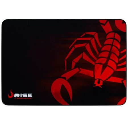 MOUSE PAD GAMER RISE MODE SCORPION RED RISE  RG-MP-05-SR